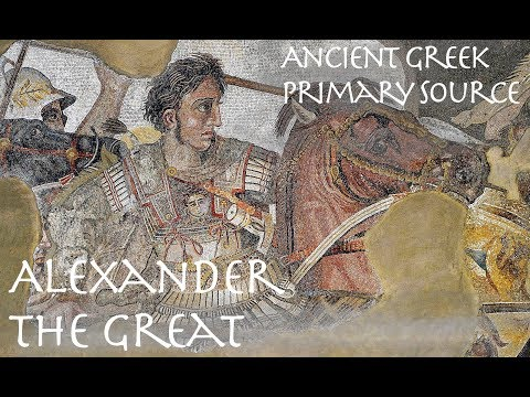 Alexander The Great's Letter To Darius, King Of Persia // Ancient Greek Primary Source