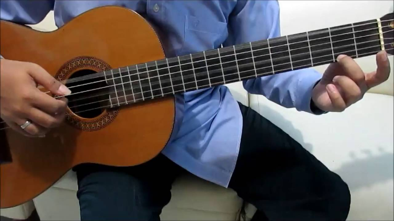 Image Result For No Capo Guitar Tutorial