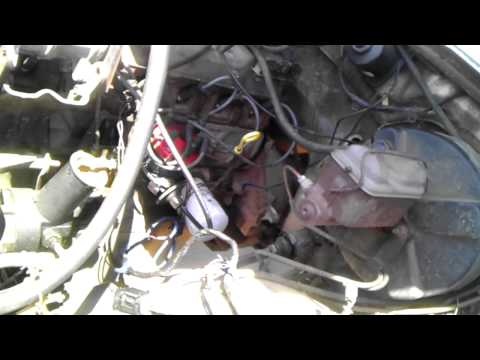 vacuum advance hookup holley carb