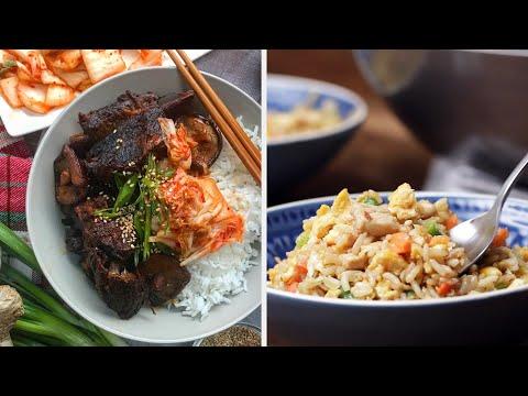 Rice Around The World • Tasty Recipes