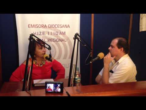 Entrevista al PADRE TEODORO en Emisora Radio Piragua Sincelejo 1110AM (www.radiopiragua.com)