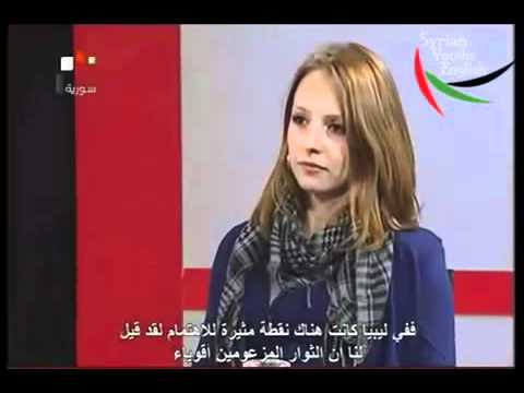 Lizzie Phelan about the media conspiracy against Syria