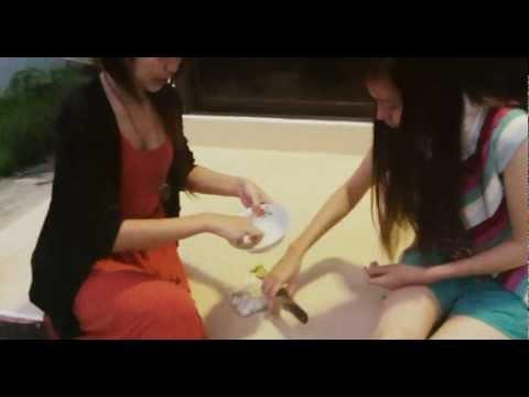 วิธีแก้ขาลายจากยุงกัด