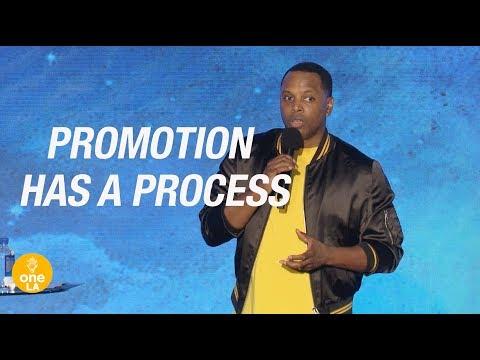 """""""Promotion Has A Process"""" - Touré Roberts"""
