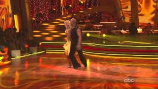 Hines Ward & Kym Johnson Dancing with the Stars Final Dance Final Night and  WINNER