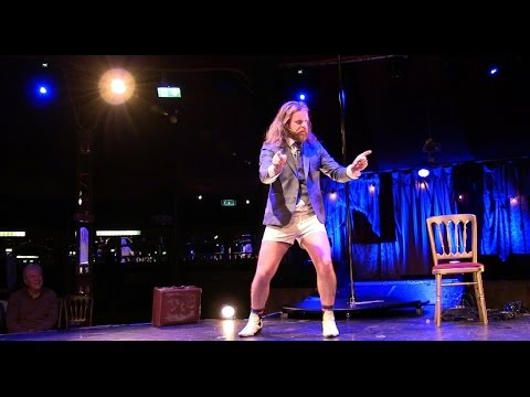 2015 Dublin Fringe - Paul Currie, One man and his boxers Mp3