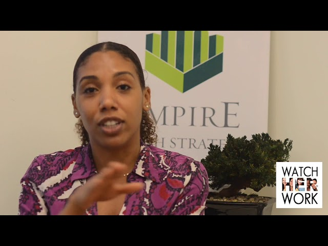 Office Dynamics: Set Professional Boundaries, Shaina Silva | WatchHerWorkTV