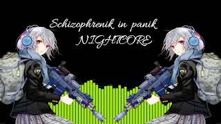 Gambar cover NIGHTCORE-Schizoprenik in panik