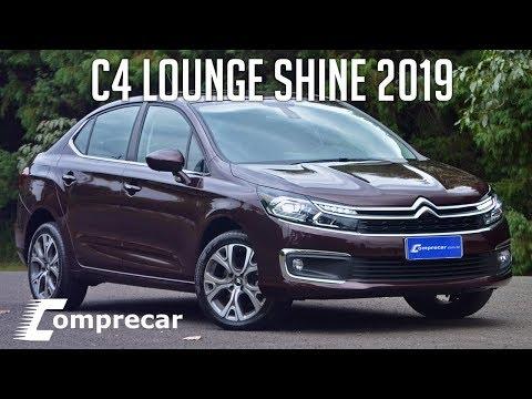 Avaliação: C4 Lounge Shine 2019