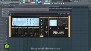 FL Studio 12 Beginners House Tutorial (No Extra Plugins Needed)