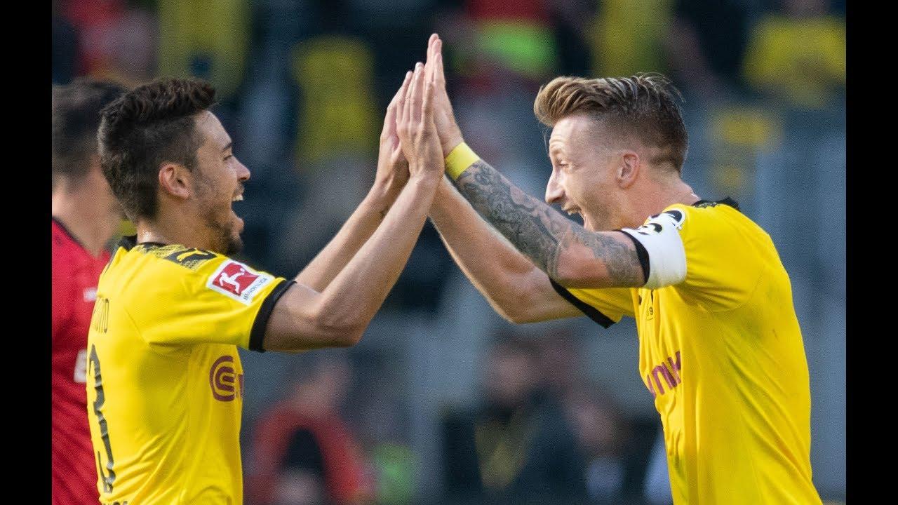 Die RN-Analyse zum 4:0 des BVB gegen Leverkusen