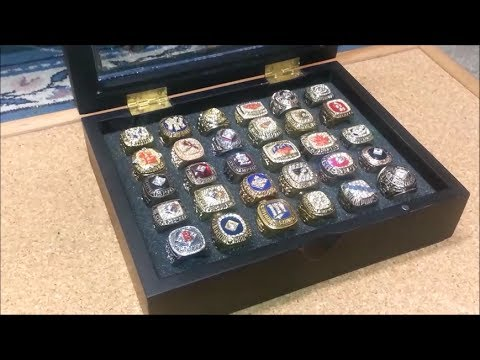 Ultimate Championship Ring Collection 2017 (Replica Ring Reviews #1)