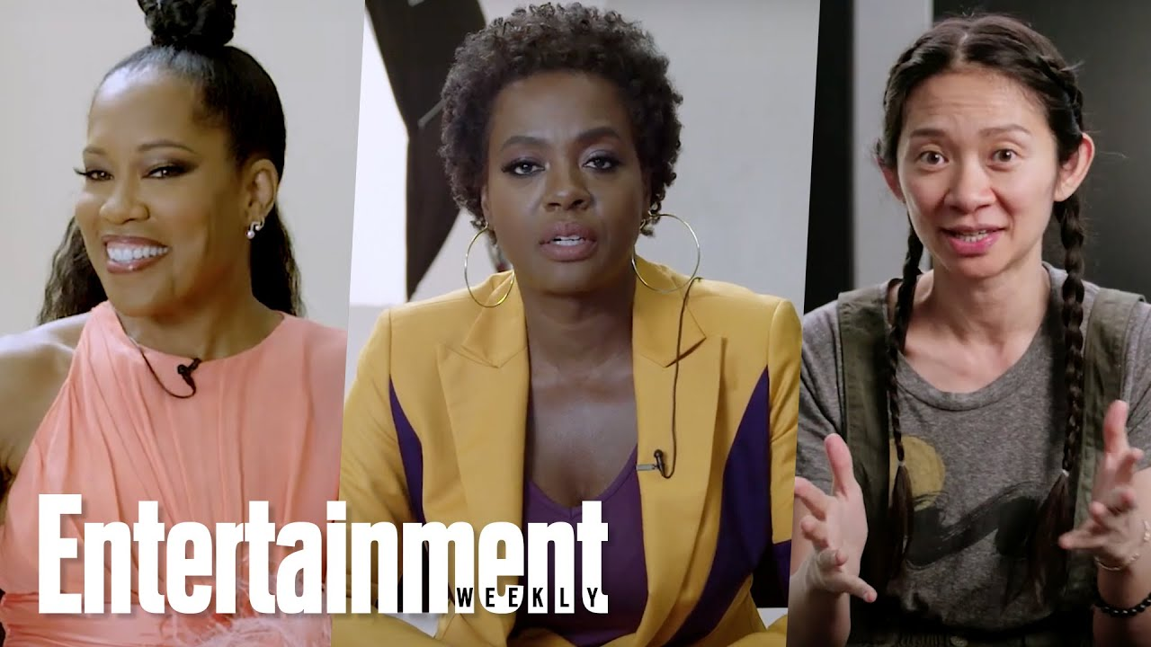 Regina King, Viola Davis, and Chloé Zhao Ask Each Other Burning Questions