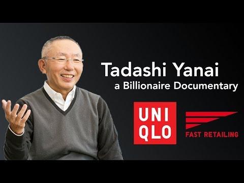 Tadashi Yanai - Billionaire Documentry - Entrepreneur, Retail, Innovation, Persistence