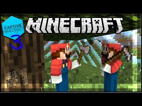 Captive Minecraft 3 #1 - Un nuovo inizio - luke4316