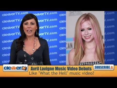Avril Lavigne What the Hell Music  Recap