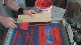 How To Screen Print: Cleaning & Maintaining Squeegee Tips