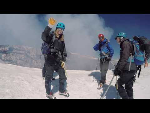 Southamerica - Volcan Villarrica - VLOG #005