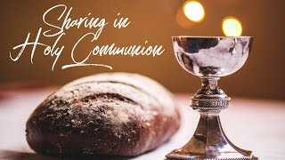 Holy Communion 5 13 20