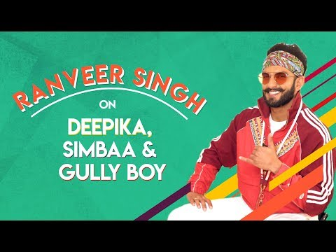 Ranveer Singh Talks About Deepika Padukone, Simmba Success And Gully Boy | MissMalini