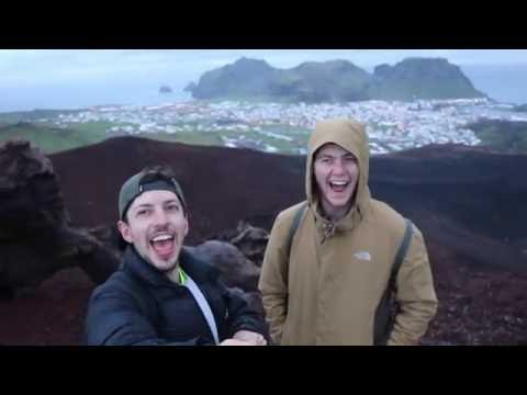 ONE DAY IN ICELAND - Backpacking The Midnight Sun