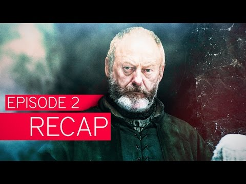 GAME OF THRONES | Staffel 6 | Episode 2 | Recap | 'Home'