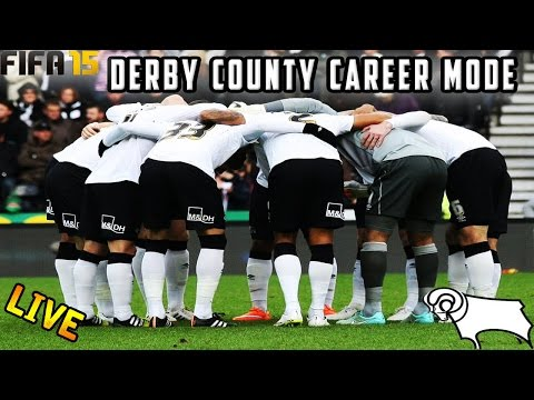 FIFA 15 DERBY COUNTY CAREER MODE - Ep39 - EUROPA LEAGUE KNOCKOUT STAGE