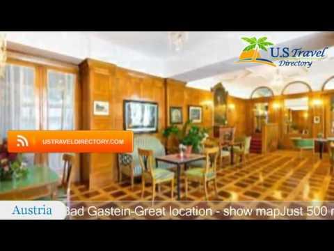 Hotel & Kurhotel Mozart - Bad Gastein Hotels, Austria