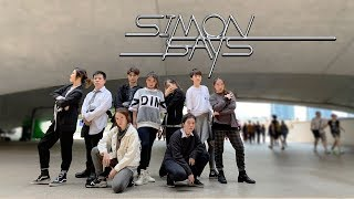 [KPOP IN PUBLIC] NCT127 엔시티127 INTRO + 'Simon Says' Dance Cover by NTUKDP (ONE TAKE) from Singapore