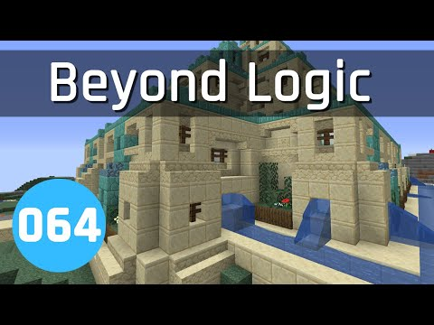 Beyond Logic #64: Ziggurat | Minecraft 1.13