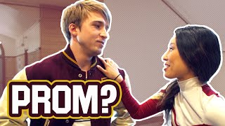 HOW TO ASK A GIRL TO PROM (BTS)