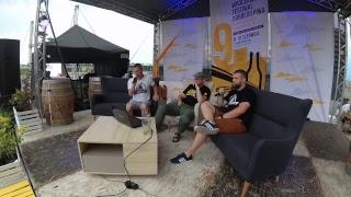 Dyskusja blogerów na WFDP. - Na żywo