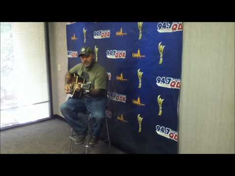 Aaron Lewis Forever 947 QDR Raleigh, NC