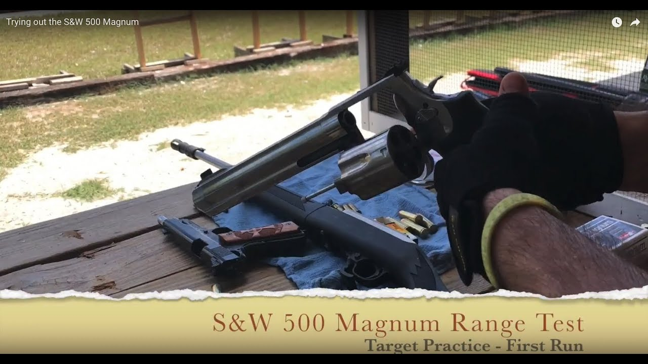 Smith and wesson 500 magnum, highest ranked gunsmithing site on the web