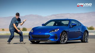 2022 Subaru BRZ World Premiere First Drive