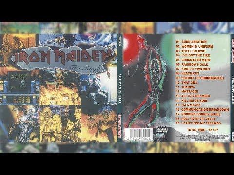 Iron Maiden The Singles 1995 (Full Bootleg Album)
