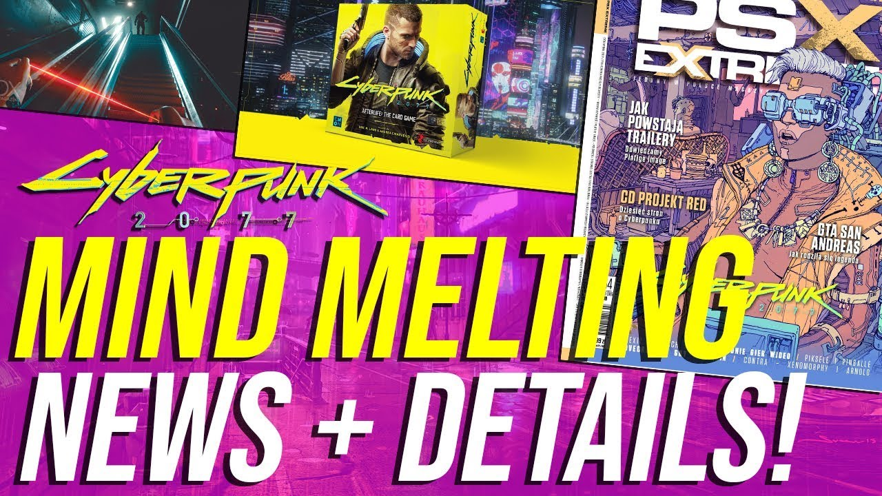 Cyberpunk 2077 News - MASSIVE Gameplay Details, New Game+, Nanowires, Priscilla's Concert & MORE! thumbnail