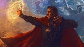 "Dr. Strange - Fight/Power Compilation & Magic/Arcane Complex (+ ""Avengers: Endgame"") [IMAX® HD]"