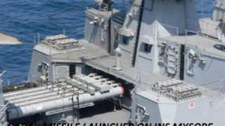 INDIAN NAVY - DESTROYERS AND AIRCRAFT CARRIERS