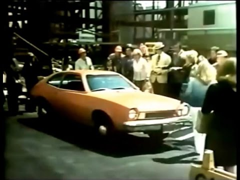 Ford Pinto Commercial With Herb Edelman & Arte Johnson 1975