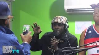 Freestyle Banton, Toledo, Ghetto en Jamaica Bajo 0 con Dj Maniak 92.3fm