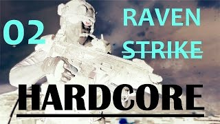 "Ghost Recon: Future Soldier (PC) | Raven Strike DLC | Hardcore Difficulty Guide | 02 ""Cold Walker"""