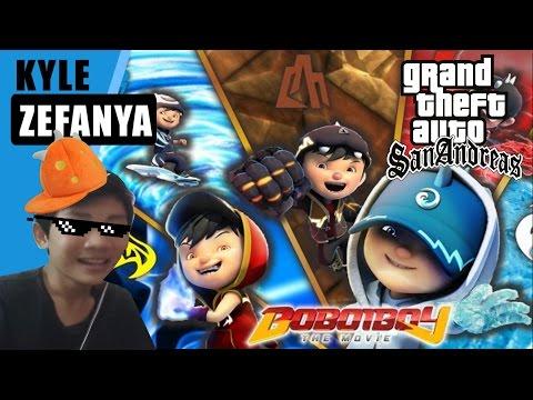 BOBOBOY KUASA 5 BIKIN BORARA LARI [?] – Grand Theft Auto Extreme Indonesia (DYOM#98)