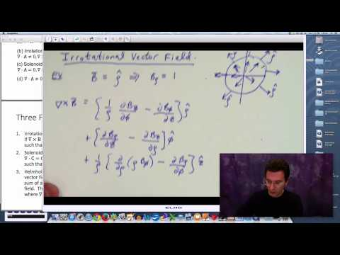 EE3310 Lecture 3: Differential Vector Calculus