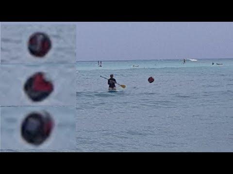 Strange ultra fast object filmed in Hawaii, take a look!!!