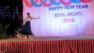 DEEWANI MASTANI - BAJIRAO MASTANI solo dance performance
