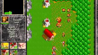 Warcraft II Battle net edition better recording(full game)