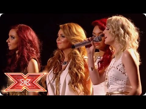 5 AMAZING Little Mix performances | The X Factor UK