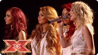 5 AMAZING Little Mix performances | The X Factor UK