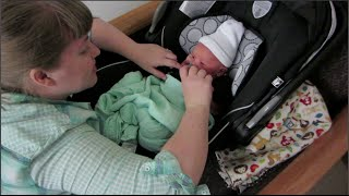 Bringing Home Baby, Adoption Vlog Part 3